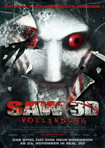 Billy ~ Saw 3D