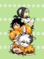 Bleach Chibis
