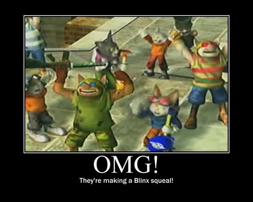 Blinx Squeal