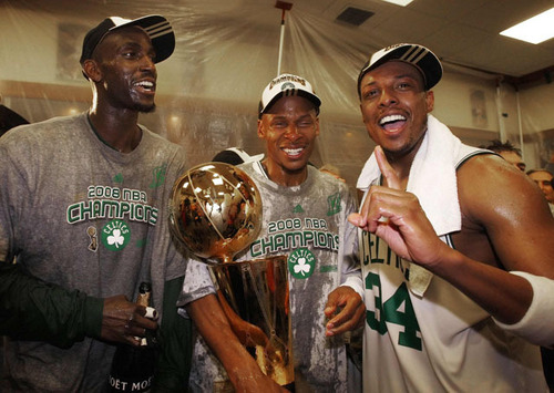Boston Celtics wolpeyper entitled Boston Celtics