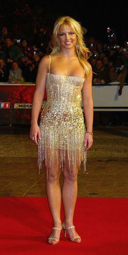 Britney at NRJ música Award Januar 2004,France