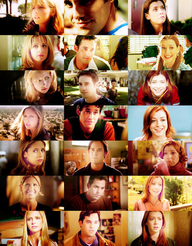 BtVS: Buffy, Willow, Xander