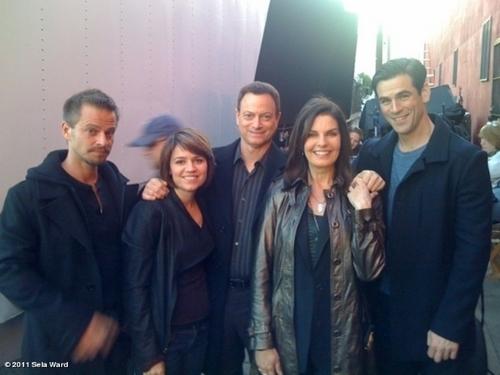 CSI - NY Team