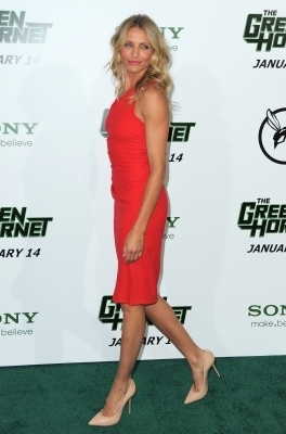 """Cameron @ """"The Green Hornet"""" Los Angeles Premiere"""