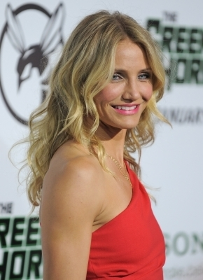 "Cameron @ ""The Green Hornet"" Los Angeles Premiere"