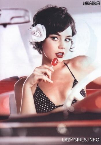 Camila Sodi - H Magazine