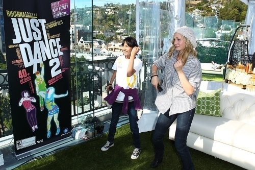 Candice Accola @ The Giving Lounge