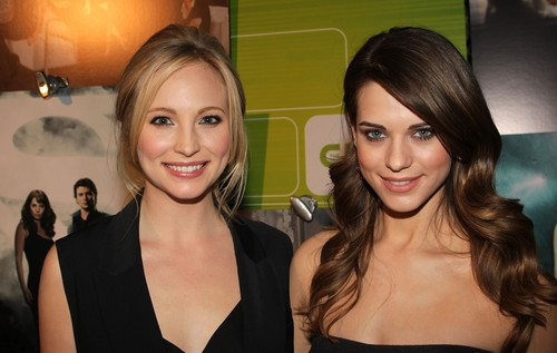 Candice at The CW'S 2011 Winter TCA Party (HQ).