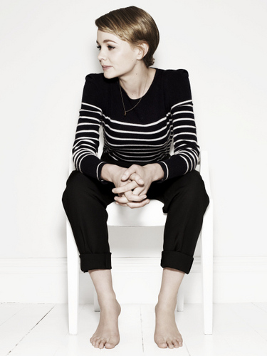 Carey | Shoot for Elle ? - carey-mulligan Photo