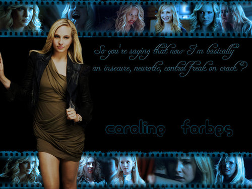 Caroline Forbes ♥
