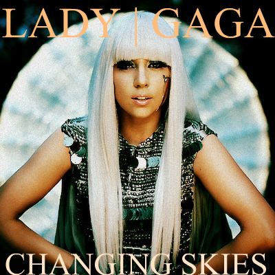 Changing Skies Fan Cover