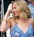 Christina @ Surfrider Foundation's 5th Annual Celebrity Expression Session