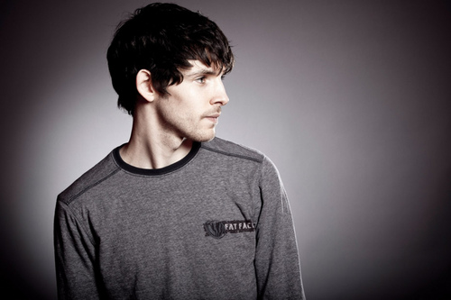 Colin morgan [in Our Privat Life]