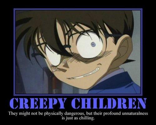 Creepy Conan