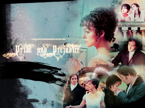 Pride and Prejudice images Darcy&Elizabeth <3 wallpaper and background photos