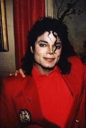 Darling MJ :)