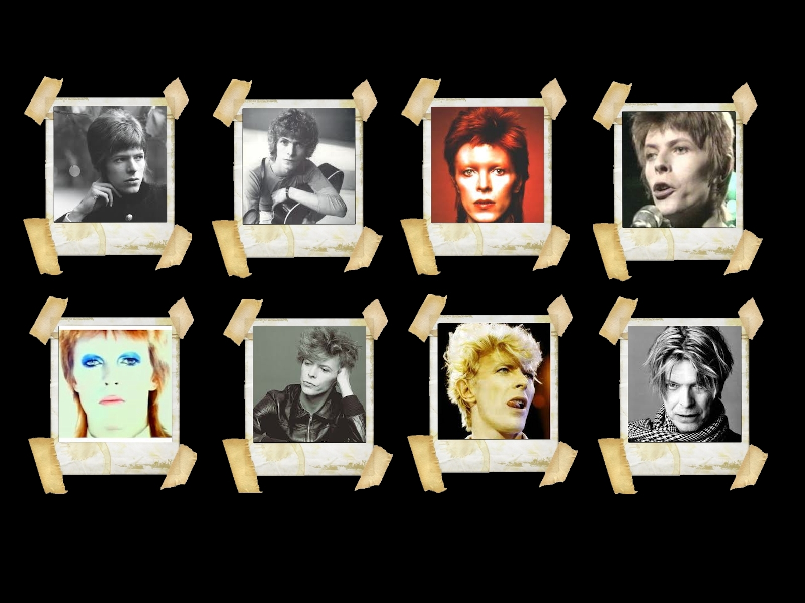 David Bowie Wallpaper - david-bowie wallpaper