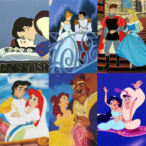 디즈니 커플