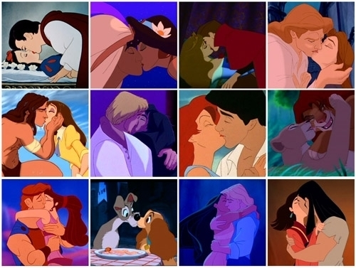 couples Disney