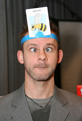Dominic Monaghan attend Access Hollywood- january 2011