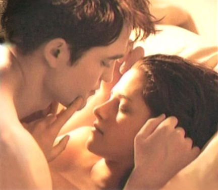 Edward and Bella Cullen Breaking Dawn
