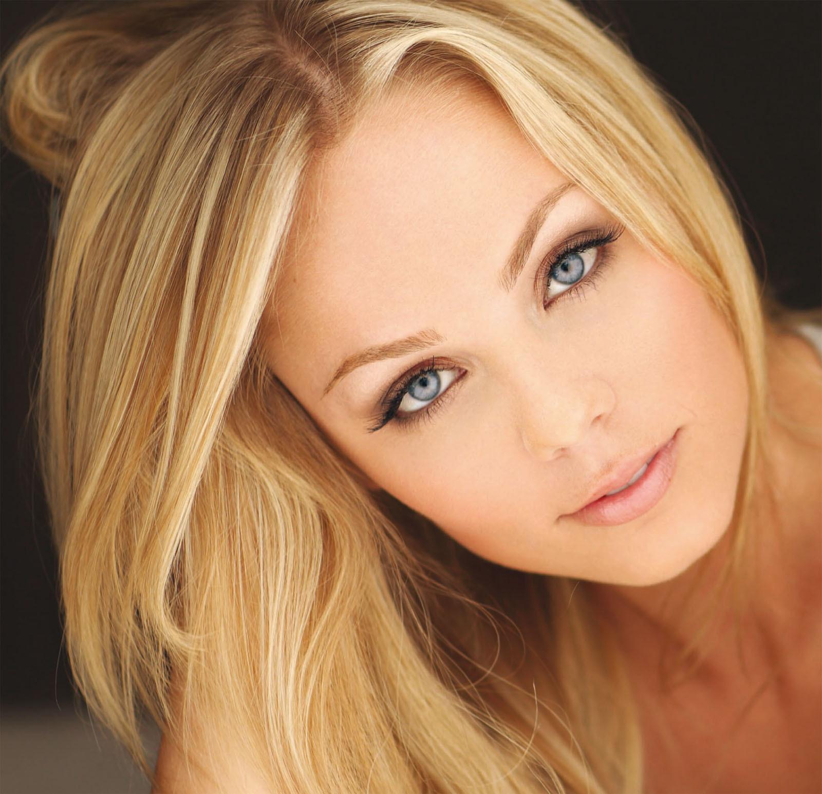 самые красивые девушки блондинки фото