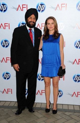 Eleventh Annual AFI Awards reception at the Four Seasons Hotel in Los Angeles