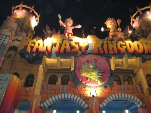 Fantacy kingdom