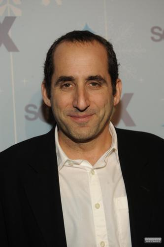 Peter Jacobson wallpaper possibly with a business suit and a suit called raposa All-Star Party [January 11, 2011]