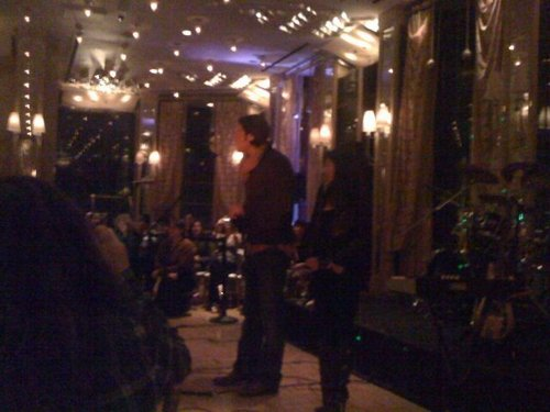 Gen&JaredBuckleyconcert - jared-padalecki-and-genevieve-cortese Photo