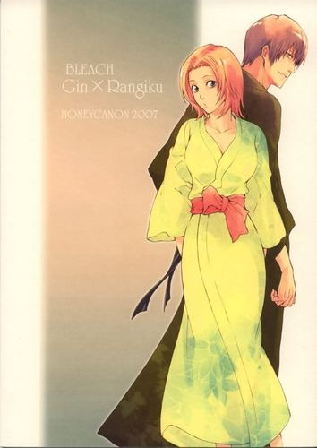 Gin and Rangiku