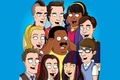 Glee on The Cleveland Show