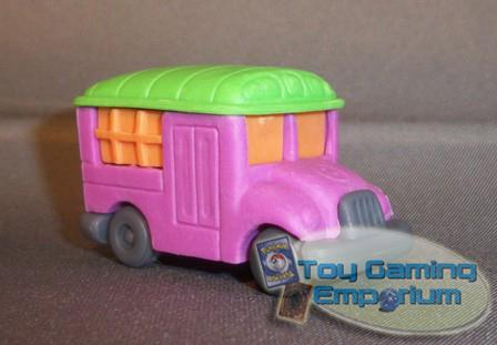Gomu Eraser School Bus