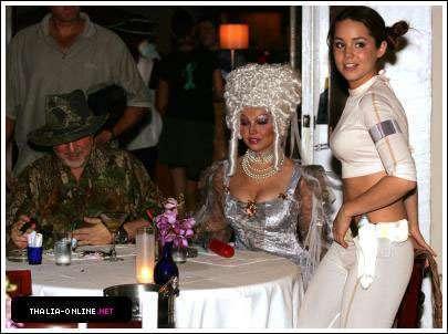 Hallowen in Miami - November 01, 2004(Miami'de ki Cadılar Bayramından...)