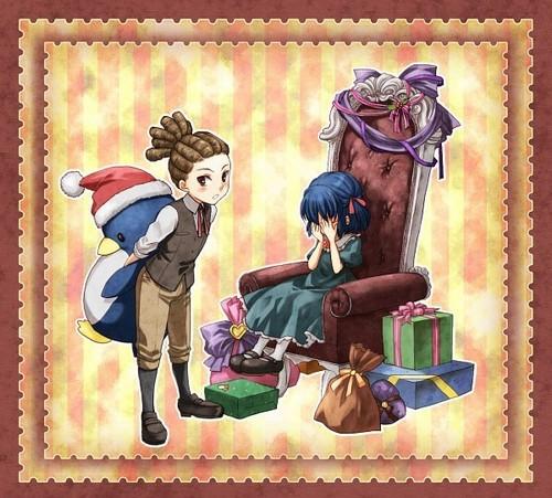 Haruna and Kidou