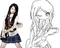 Haruna-san fan art