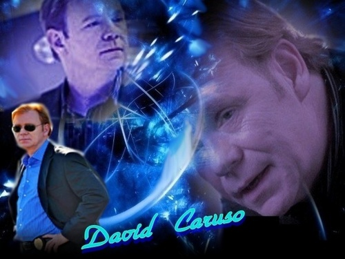 Horatio Caine-The Blue Abyss