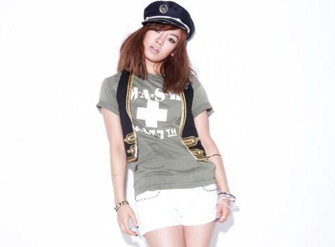 Hyoyeon Cute!