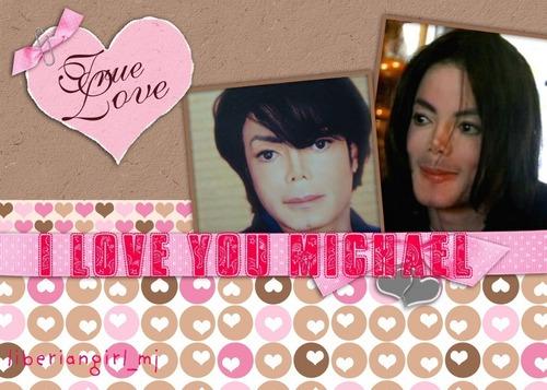 I 爱情 你 MJ♥
