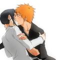 Ichigo and Uryu