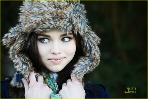 The Secret Life of the American Teenager Hintergrund called India Eisley ♥