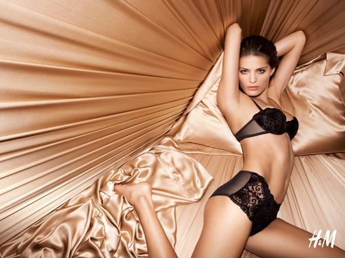 Isabeli Fontana for H&M