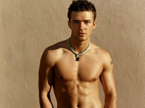 Justin Timberlake karatasi la kupamba ukuta with a hunk, a six pack, and swimming trunks entitled J.T