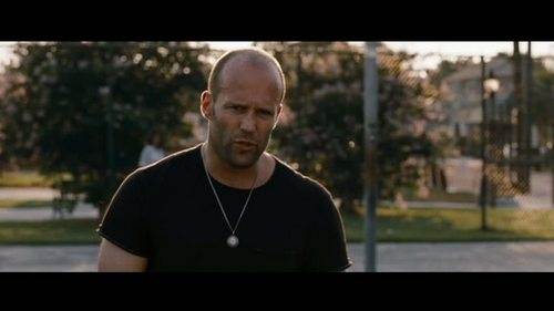 Jason Statham wolpeyper entitled Jason in The Expendables