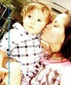 Jenelle And Jace Vahn