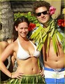 Jennifer & Alex out in Hawaii