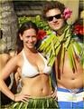 Jennifer & Alex out in Hawaii