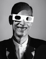 John Waters (back and white format) - john-waters photo