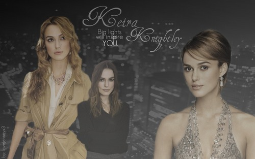 Keira Knightley wallpaper called Keira Knightley <3