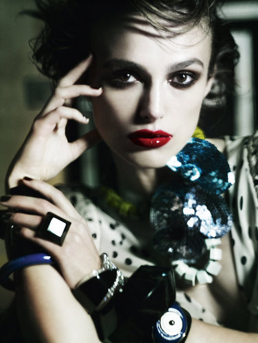 Keira | Shoot for Vogue UK. - keira-knightley Photo